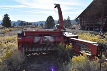 Trailed forage harvester : 1997
