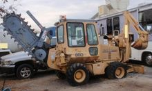 Trencher : 1996 Case 660