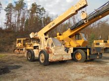 1977 Galion 125 Mobile Cranes /