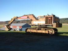 1976 Koehring 466E Track excava