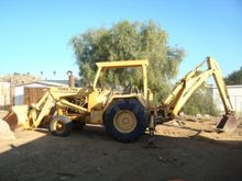 1987 Ford 755 Articulated backh