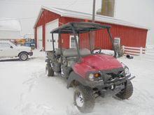 2010 Club Car XRT1550SE Utility