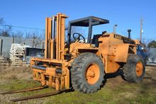 1983 Case M4K 4x4 Articulating