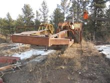 Forestry equipment - : 1989 Bar