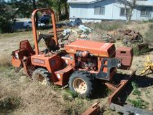 Used Trencher : 2002