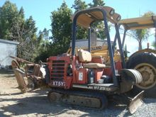 Trencher : 2001 Ditch Witch HT2