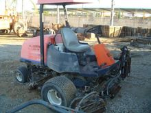 2002 Jacobsen LF3400 Lawn tract