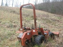 Trencher : 1999 Ditch Witch 361