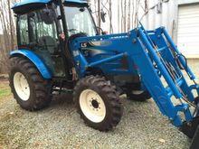 2014 LS Tractor XU5055C Farm Tr