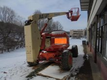 Used 2002 JLG 600A S