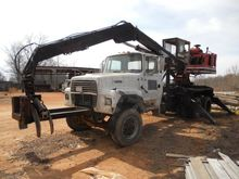 Forestry equipment - : 1991 Pre