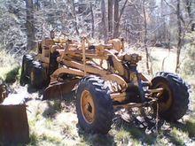 1961 Caterpillar 12E Motor grad
