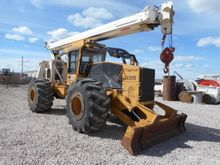 Forestry equipment - : 2003 Tig