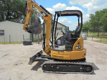 2015 Caterpillar 303E Mini digg