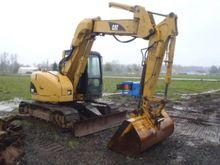 2002 Caterpillar 308C-SR Track