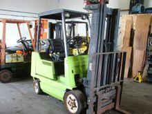 1989 Clark GCS20MB Lpg Forklift