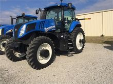 Used 2013 HOLLAND T8
