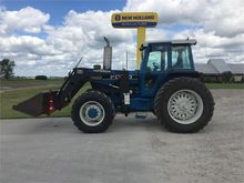 Used FORD 8630 in Hi