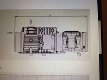 New in box Busch vacuum pump