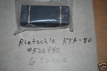 Vanes fit Rietschle DTA60 Vacuu