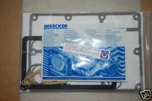 Gasket Kit for Becker DVT2.80 P