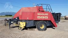 Used HOLLAND 595 in
