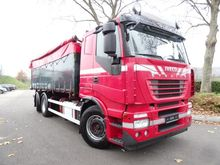 2007 Iveco AS260S45 6x2-4 3 Way