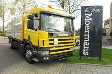 Used 2000 Scania P 1