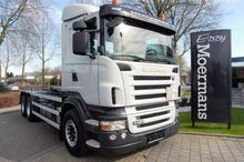 2008 Scania R420 Cr 16 6x4 Hook