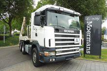 2003 Scania R 470 124G 6x2-4