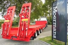 2016 EDMO 3 Axle Low Loader NEW