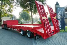 2016 EDMO 2 Axle Low Loader NEW