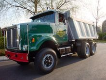 1982 White 6x4 Tipper Truck