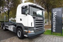 2005 Scania R380 Cr 19 6x2 Hook
