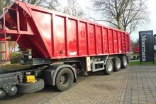 2008 Benalu Alu Tipper Trailer