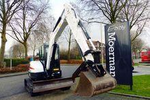 2013 Bobcat E50 Compact Excavat