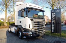 2007 Scania R480 Highline