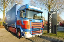 2005 Scania R420 Highline 6x2