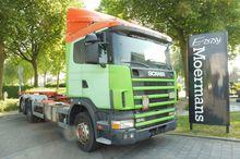 2001 Scania R 124L Cr 420 19 6x