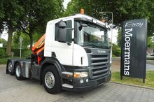 2011 Scania P400 Cp 16 6x2 With