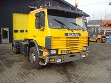 Used 1985 Scania 92