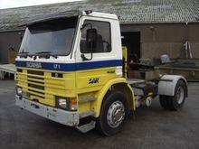 Used 1986 Scania 82