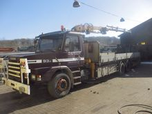 Used 1992 Scania T 9