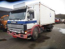 Used 1995 Scania 93