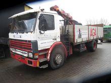 Used 1991 Scania 93