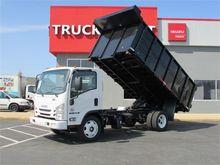 2017 Isuzu Trucks NRR Landscape