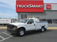 2006 Ford F350 9 Foot Open Util