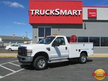 2008 Ford F350 8 Foot Utility