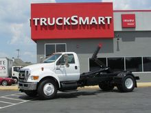 2008 Ford F650 Hooklift