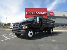 2005 Ford F750 16 Foot Stake
